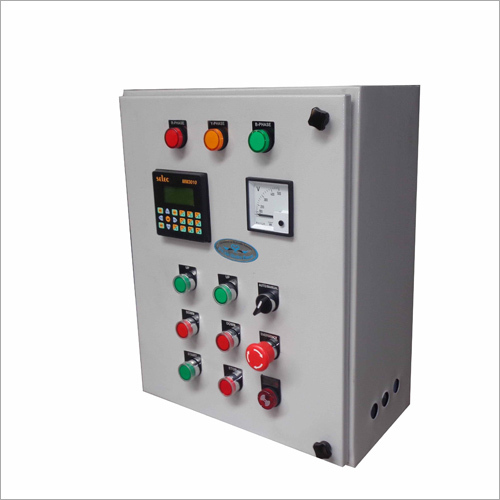 PLC Based Control Panel