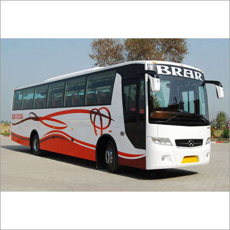 Semi Deluxe Bus