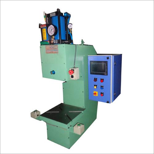 C Frame Hydro Pneumatic Press With PLC & HMI