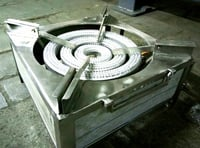 Heavy Duty Gas Burner