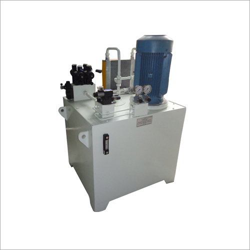 Power Pack with Air Cooled Oil Cooler