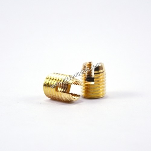 Self Tapping Brass Thread Inserts