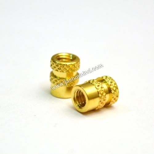 Brass Threaded Moulding Inserts