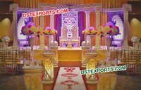 Gorgeous Wedding Mandap Decoration Wedding Mandap
