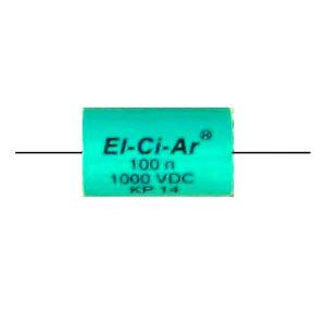 KP14 Film Foil Polypropylene Axial Capacitor