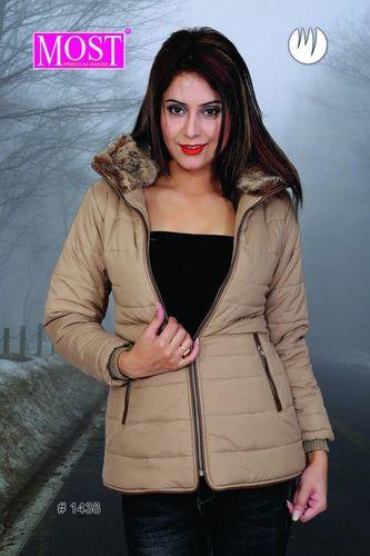 Ladies Fur Collar Jackets