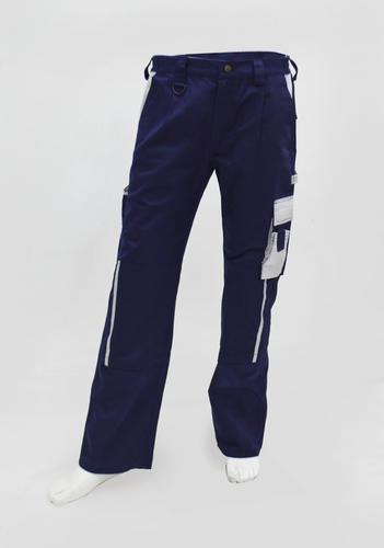 Bi-colour Trouser