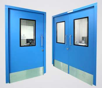 Powder Coated General Doors