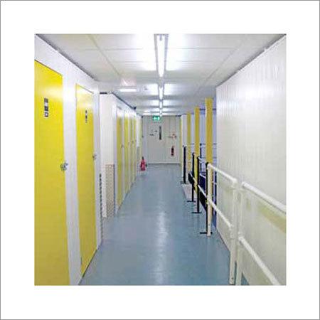 Door Duct Shaft Access