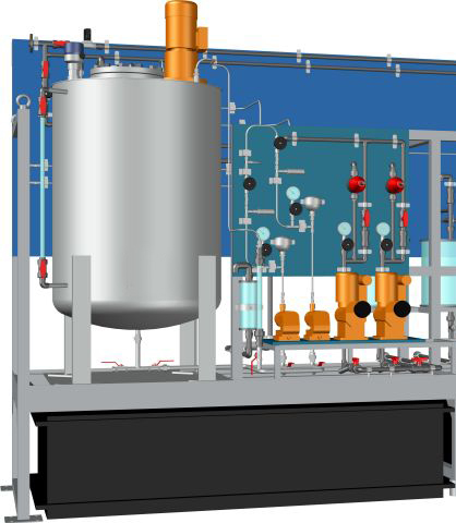 Chemical Dosing System