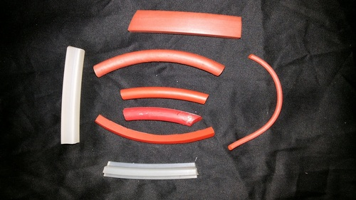 Customized rubber gaskets