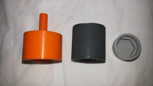 Industrial Rubber Caps