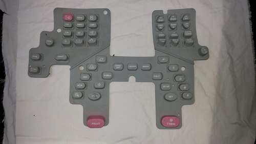 Rubber computer pads