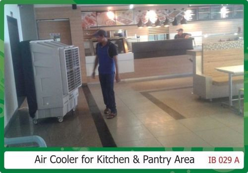Air cooler for kitchen & pantry Area