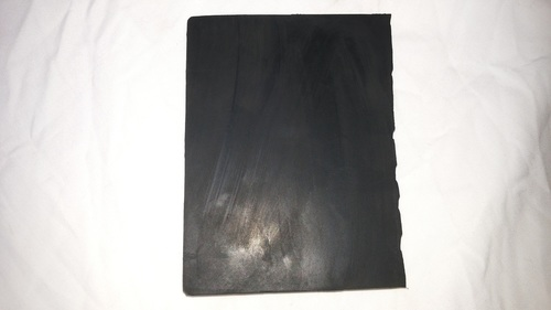 Rubber insulation pads