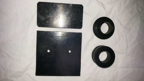 Industrial Rubber Pads