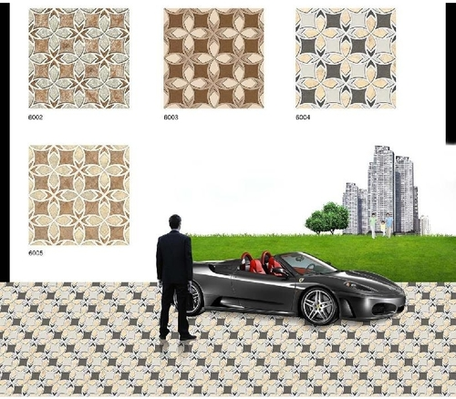 300 x 300 Digital Parking Tiles