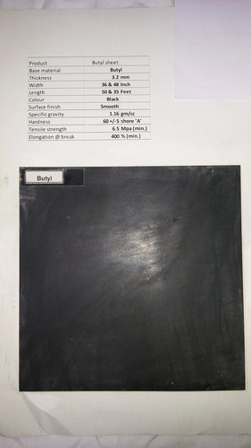 Butyl Sheets