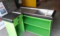 Supermarket Cash Counter Table