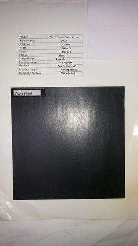 Vitron Rubber Sheets