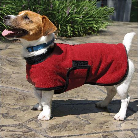 Dog Fleece Coat