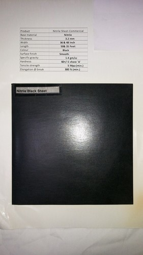 Nitrile Sheets