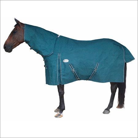 Horse Canvas Rugs 100% Waterproof