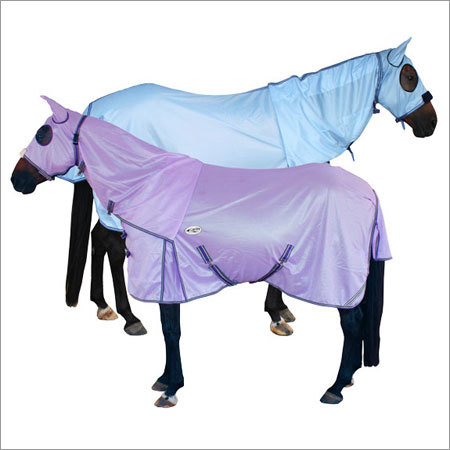 Horse Mesh Rugs With Hood