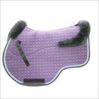 Horse Sheepskin Saddle Pad