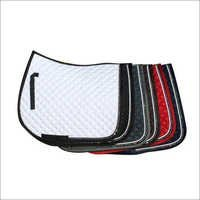 Horse Saddle Pad With Diamond Studs