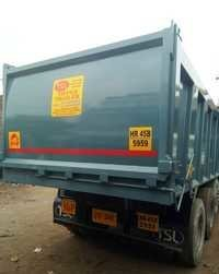 Tipper Trailers Bodies