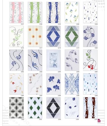 200 x 300 White Series Wall Tiles