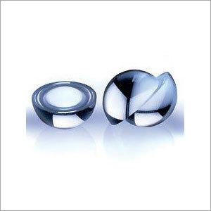 Sapphire hemisphere lens