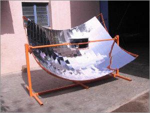 Solar Parabolic Community Cooker 3m2