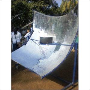 Solar Community Parabolic Cooker 4 Sq Mtr