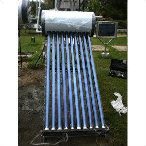 Solar Water Heater ETC Type