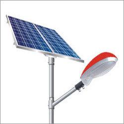 Compact Solar Street Light