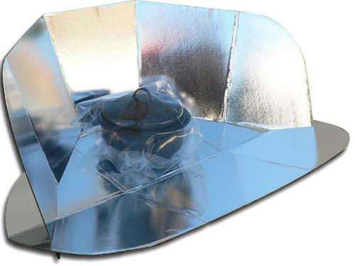 Solar Panel Cookers