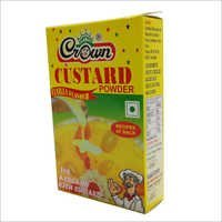 Custard Powder Box