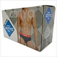 Gents Brief Outer Box