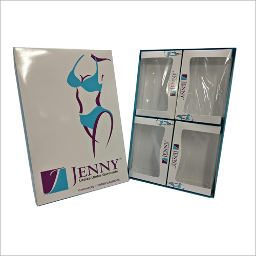 Panty Packaging Box