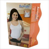 Ladies Sleepwear Packaging Box