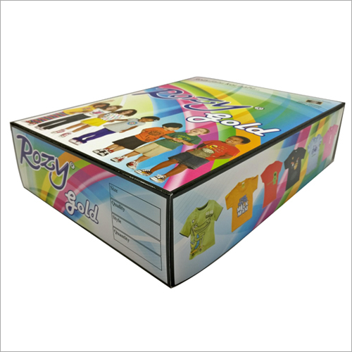 Kids Garment Box