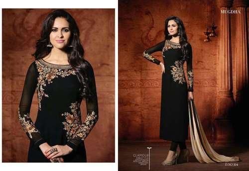 Georgette Salwar suits.