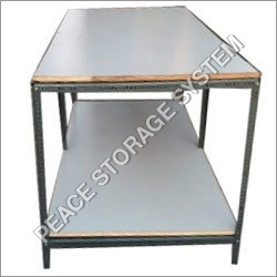 Slotted Angles checking table