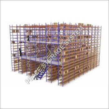 Multi Tier Pallet Racks