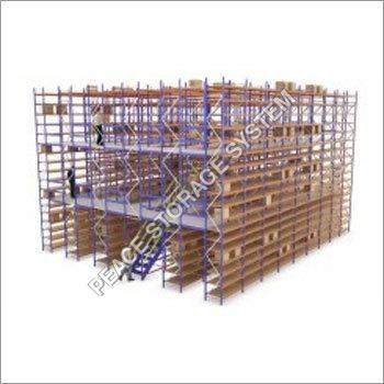 Mezzanine Platform Pallet Racks