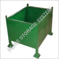 Mild Steel Bin