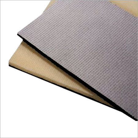 Foam Bounded Laminated Fabrics