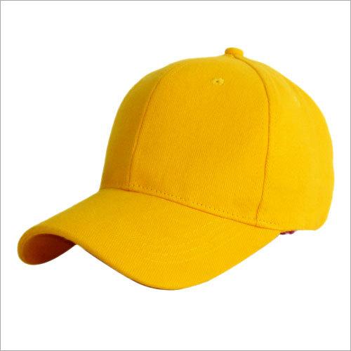 Yellow Cap Laminated Fabrics